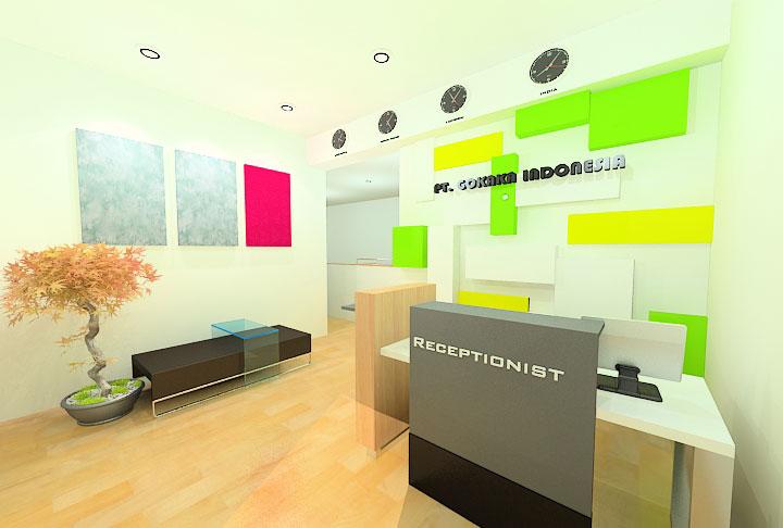 desain interior kantor minimalis