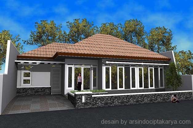 desain rumah minimalis nuansa alam