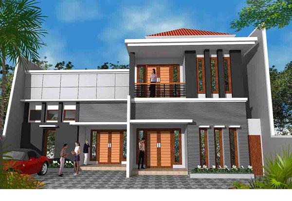 Desain Rumah Pak Dwi