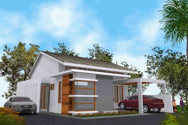 desain rumah tinggal minimalis untuk hunian anda