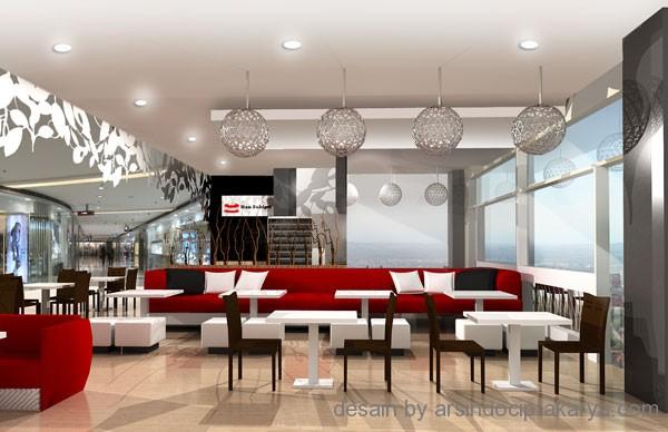 Konsultan Arsitek Interior Restoran