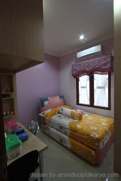 Warna-Warni Ceria Desain Interior Kamar Anak