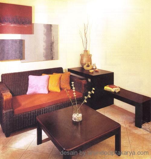 Desain Furniture Multifungsi Untuk Interior Apartemen