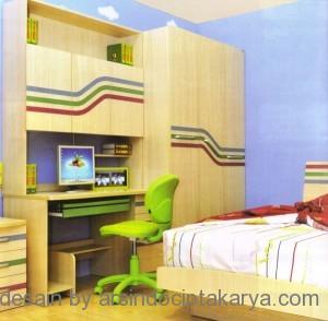 desain interior kamar anak