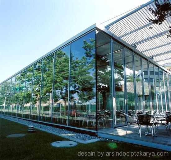 Desain Eksterior Restoran di Jakarta Dan Di Kota Besar