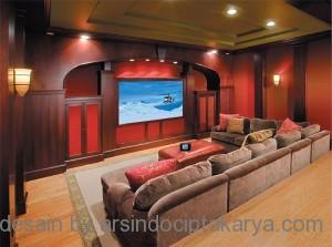 desain interior home theater