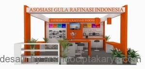 desain stand pameran