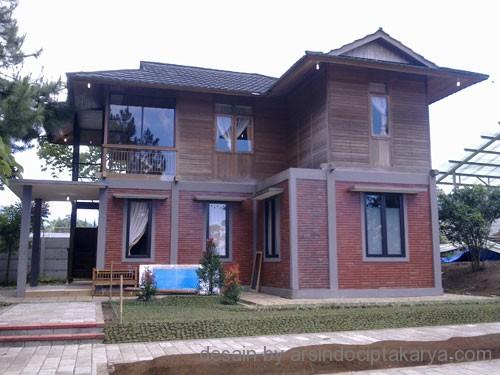 Desain Rumah Kayu Minimalis – Pilihan terbaik Eco-Living