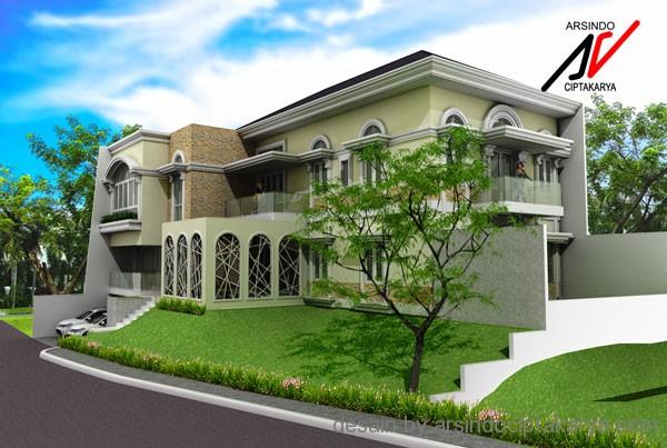 desain exterior rumah