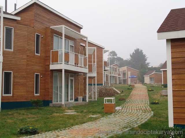 Desain Villa Mewah Untuk Keluarga