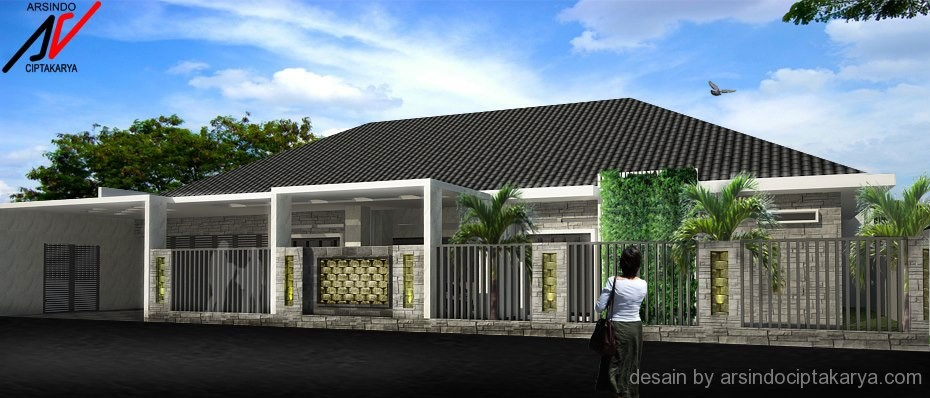 Bentuk Rumah Sederhana  Ask Home Design
