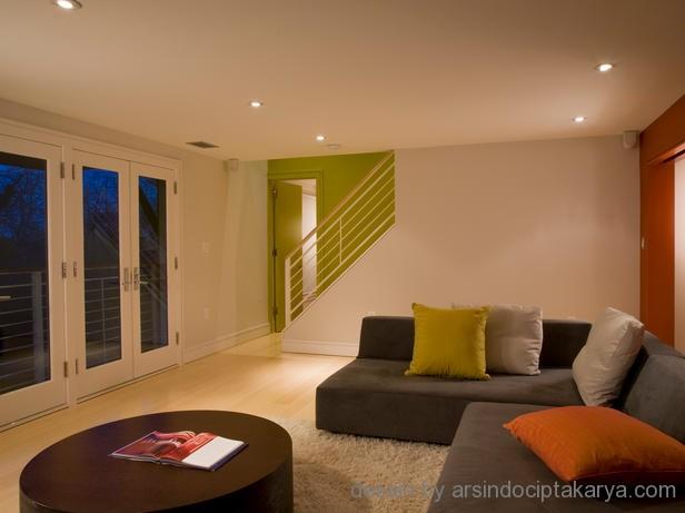 desain interior rumah sederhana