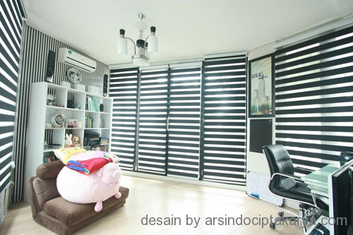 Desain Interior Rumah Konstruksi Ideal