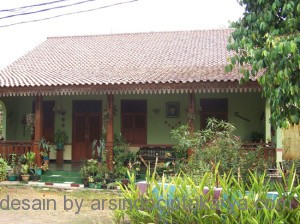 Desain Rumah Jakarta Tempo Doeloe Dan Masa Kini