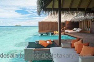 desain interior resort
