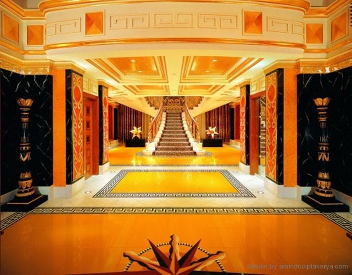 desain hotel modern