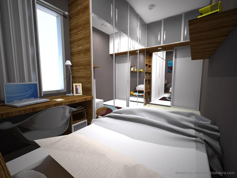desain interior kamar utama rumah anda