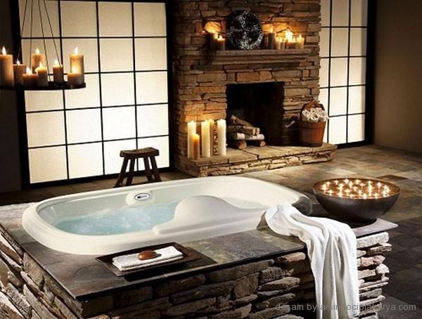 desain spa modern