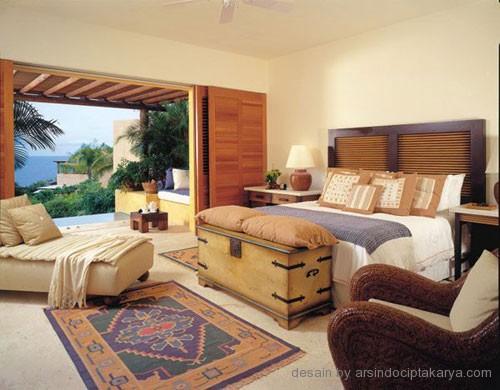 desain interior tempat tidur