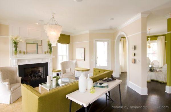 desain ruang keluarga minimalis nyaman