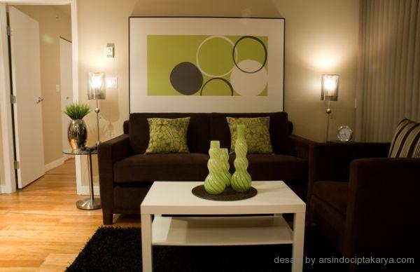 desain ruang tamu keluarga