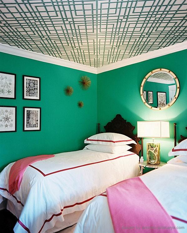 interior ruang tidur