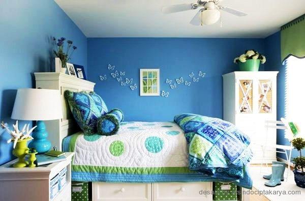 desain rempat tidur anak