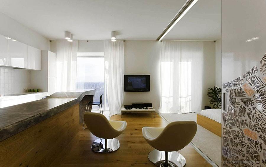 ide desain interior apartemen