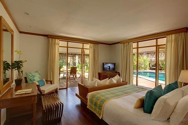 desain interior kamar resort