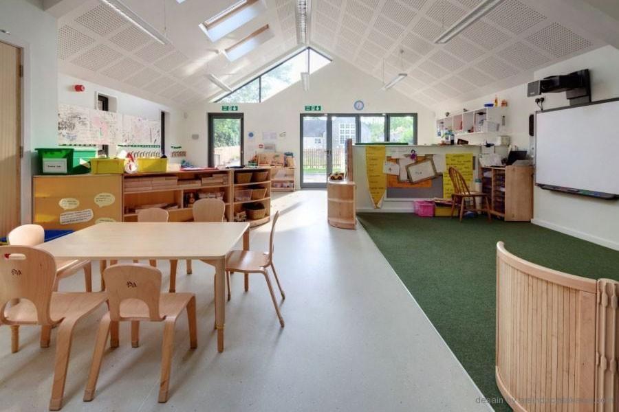 desain interior sekolah anak tk