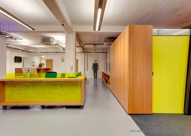 desain gedung kantor modern