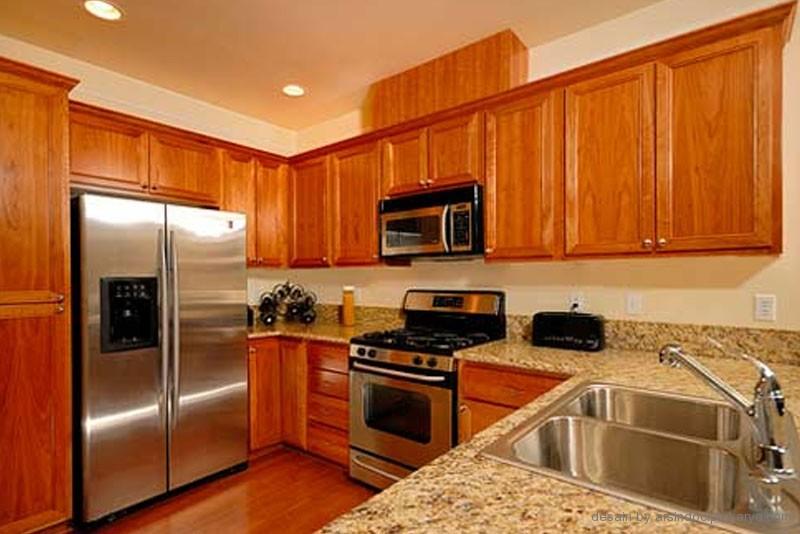 gambar desain dapur