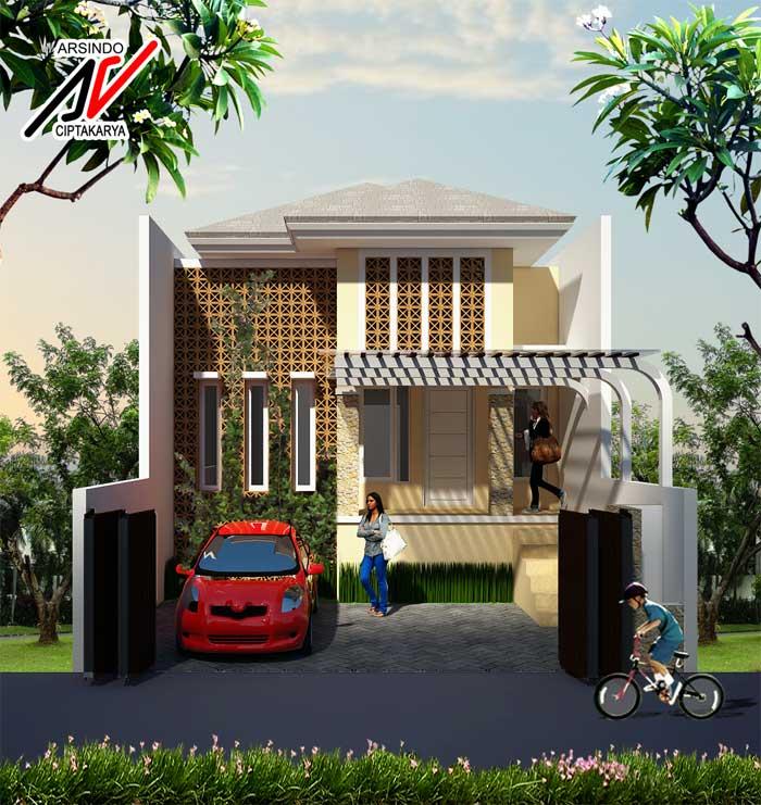 Kreasi Desain Interior Rumah Minimalis Pada Rumah Tipe 60