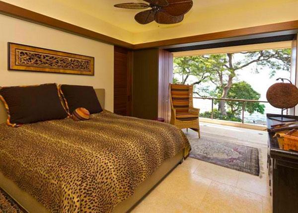 contoh kamar hotel