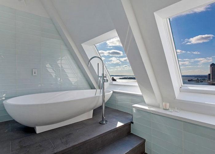 desain kamar mandi penthouse