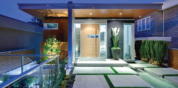 Desain Rumah Satu Lantai Yang Ideal Dengan Taman