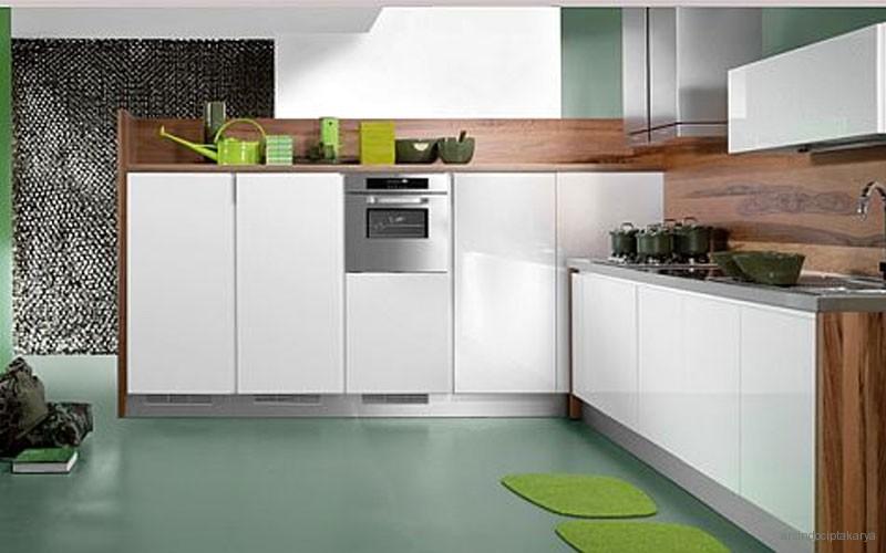 desain interior dapur rumah