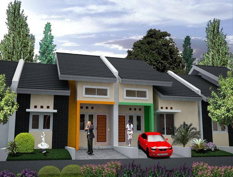 Desain Rumah Minimalis Luas 150m2  desain rumah type 50 cukup untuk keluarga