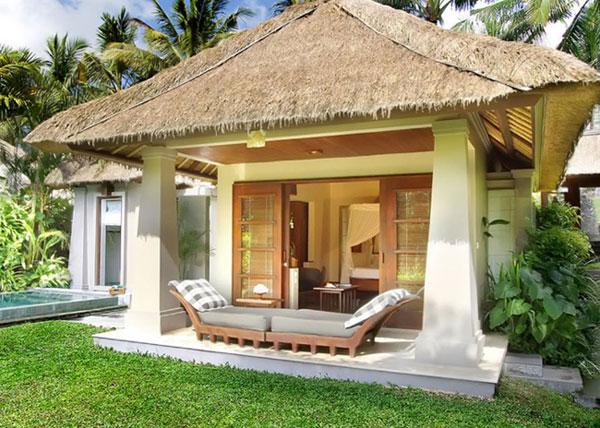 Gambar Desain Rumah Mewah Referensi Bangun Bambu
