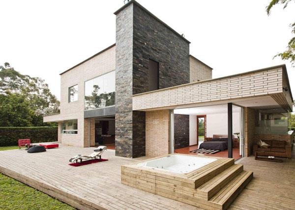 Gambar Desain Rumah Mewah Referensi Bangun
