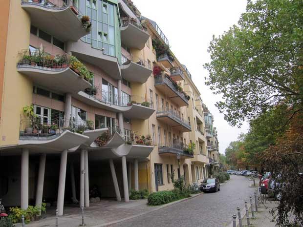gambar desain rumah susun 2014