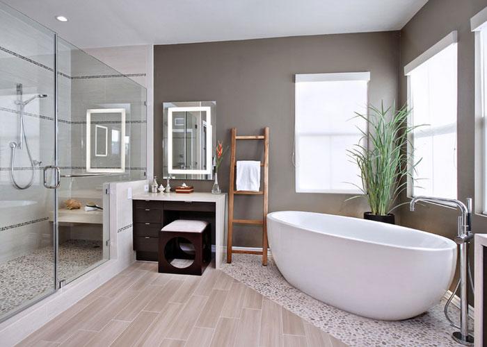warna interior rumah minimalis