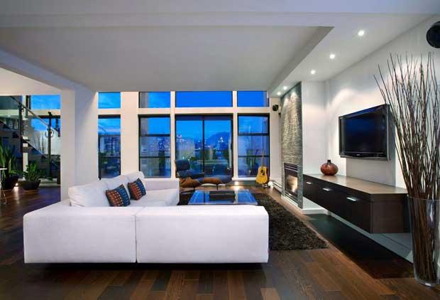design interior ruang keluarga