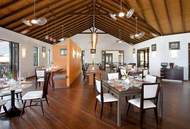 desain interior rumah makan