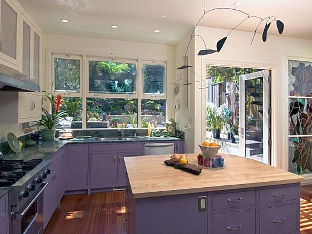 warna dapur rumah