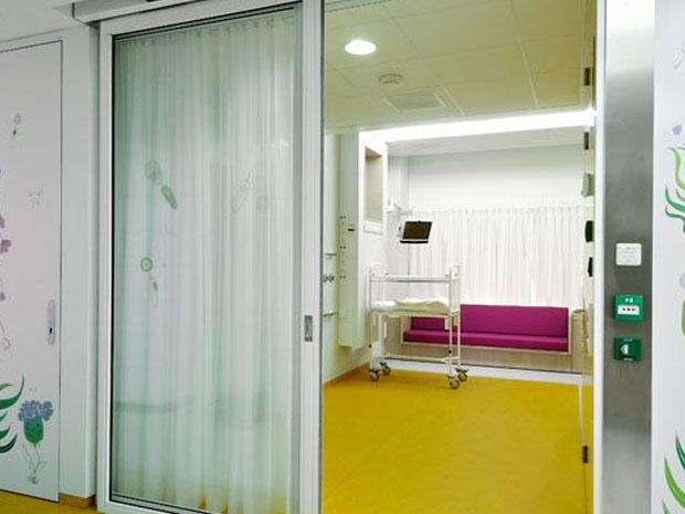 interior kamar rumah sakit