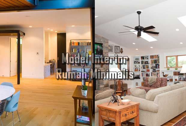 model interior rumah minimalis