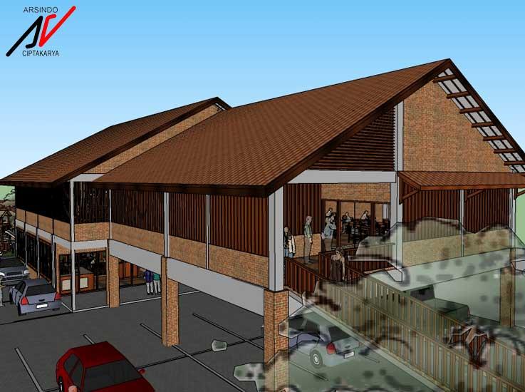 Project Desain Restoran Sunda Pak Rudy