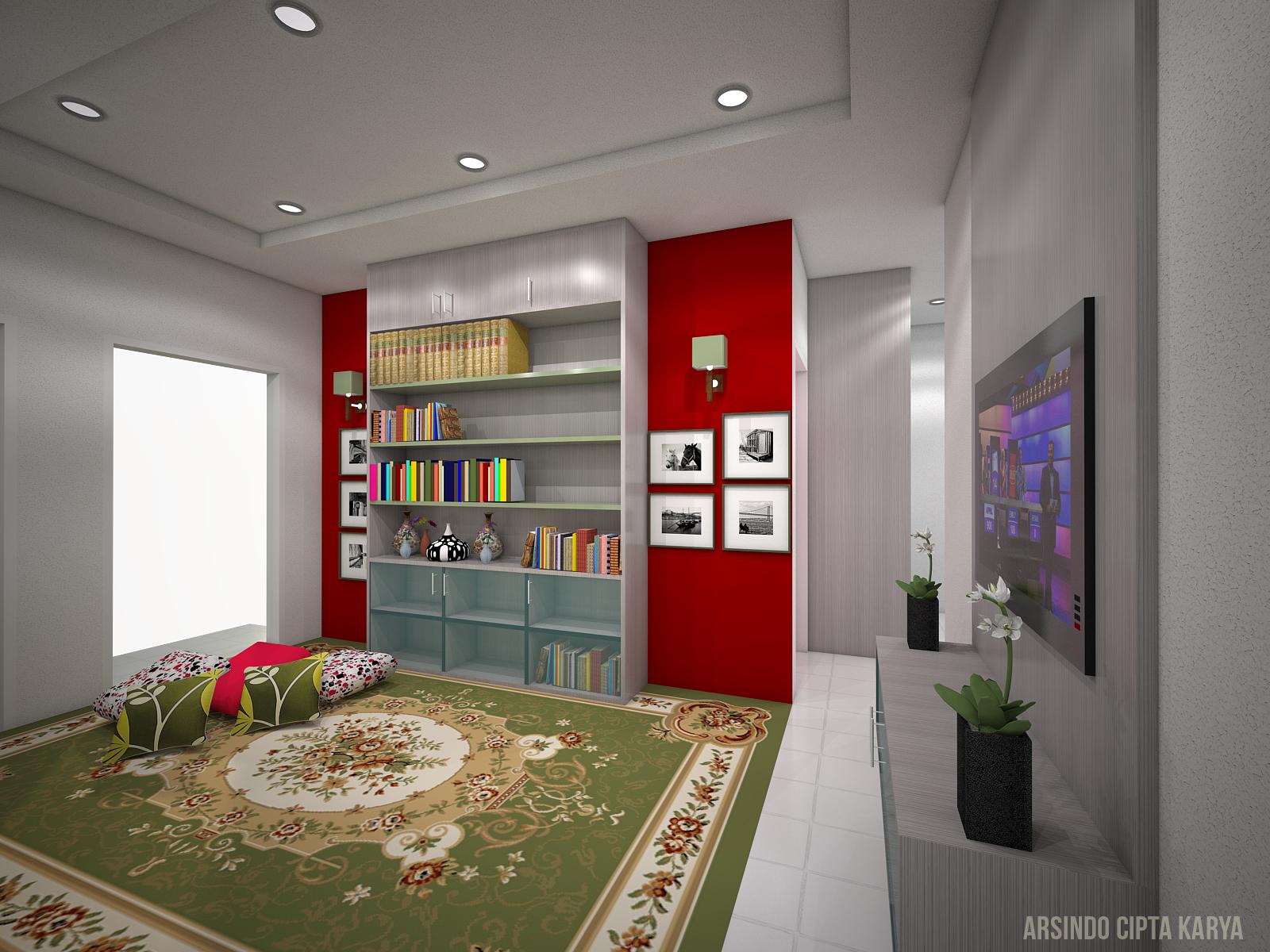 Project Desain Interior Bu Devi Bogor