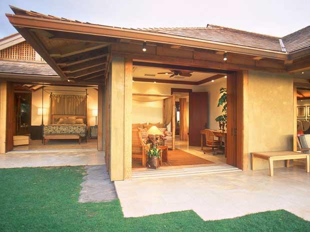 desain rumah tropis surabaya